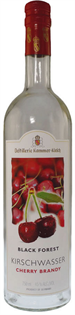 Kammer Cherry Brandy Black Forest Kirschwasser 750ml